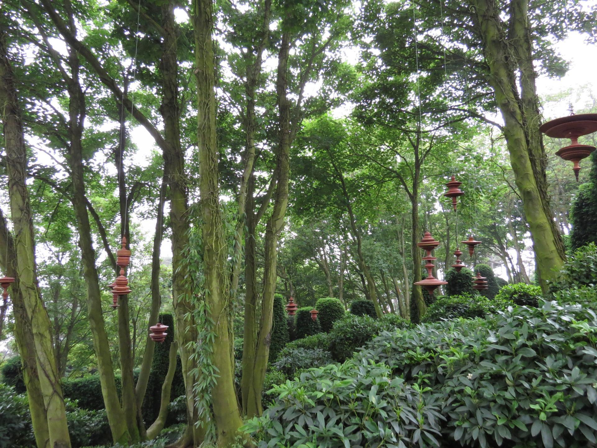 le jardin d'étretat